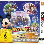 Disney Magical World 3DS Cover