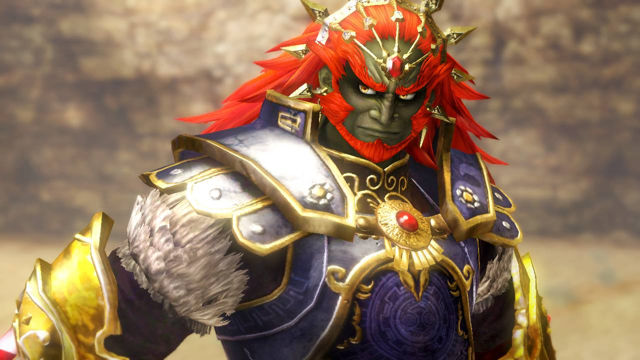 Ganondorf aus Hyrule Warriors