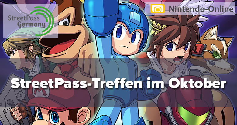 StreetPass Germany Treffen Smash Bros