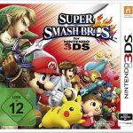 Super Smash Bros. for 3DS USK Cover