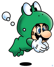 Frosch-Mario