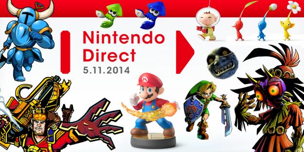 Nintendo Direct 05.11.14