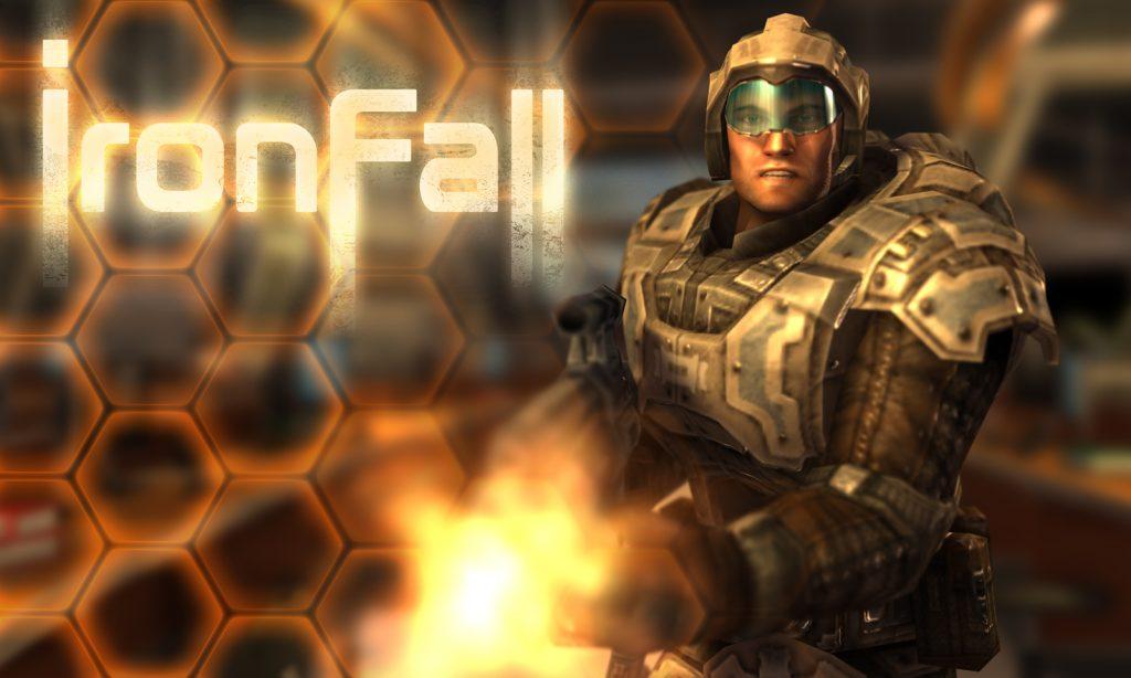 ironFall