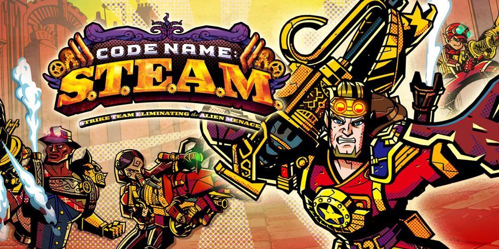 Code Name S.T.E.A.M.