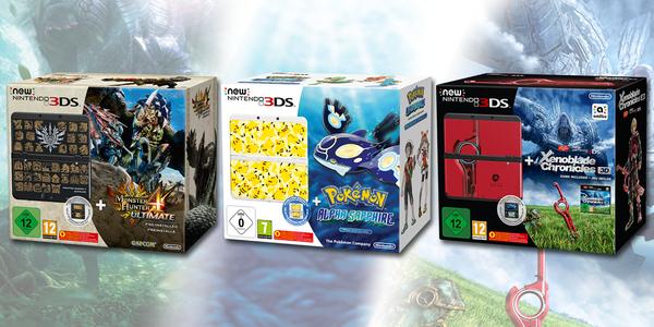New 3DS Bundle