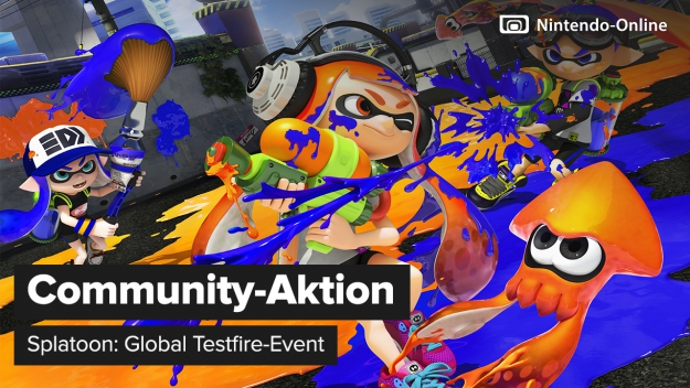 Splatoon Community-Aktion