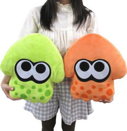 Squid Pillow