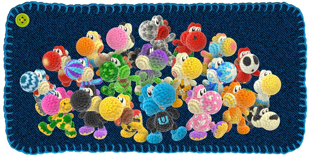Yoshi's Woolly World Woll-Atoll