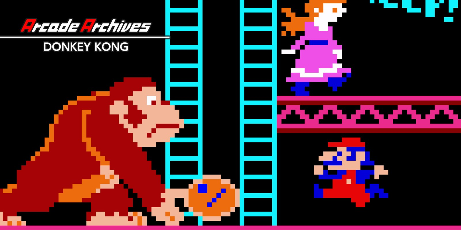 Donkey Kong Archive • Nintendo Connect