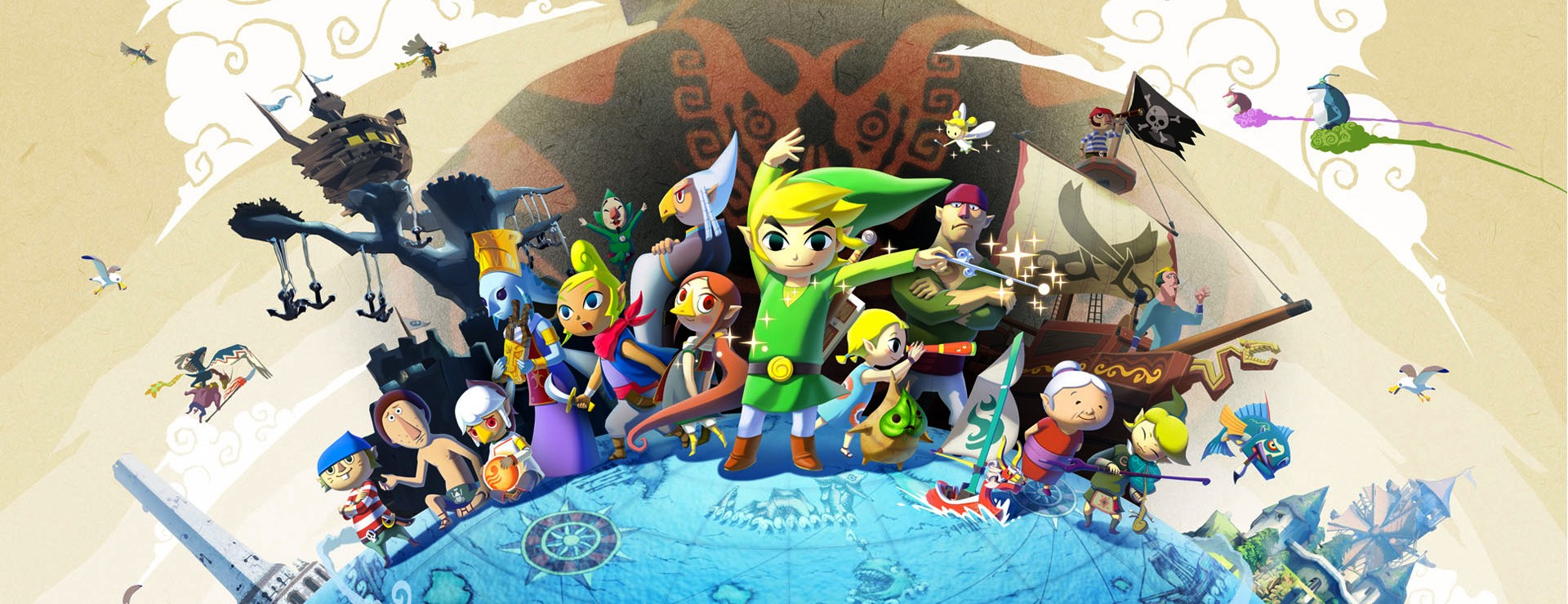 Twilight Princess Wind Waker Hd Kommen 2021 Fur Nintendo Switch Behaupten Jedenfalls Insider Nintendo Connect
