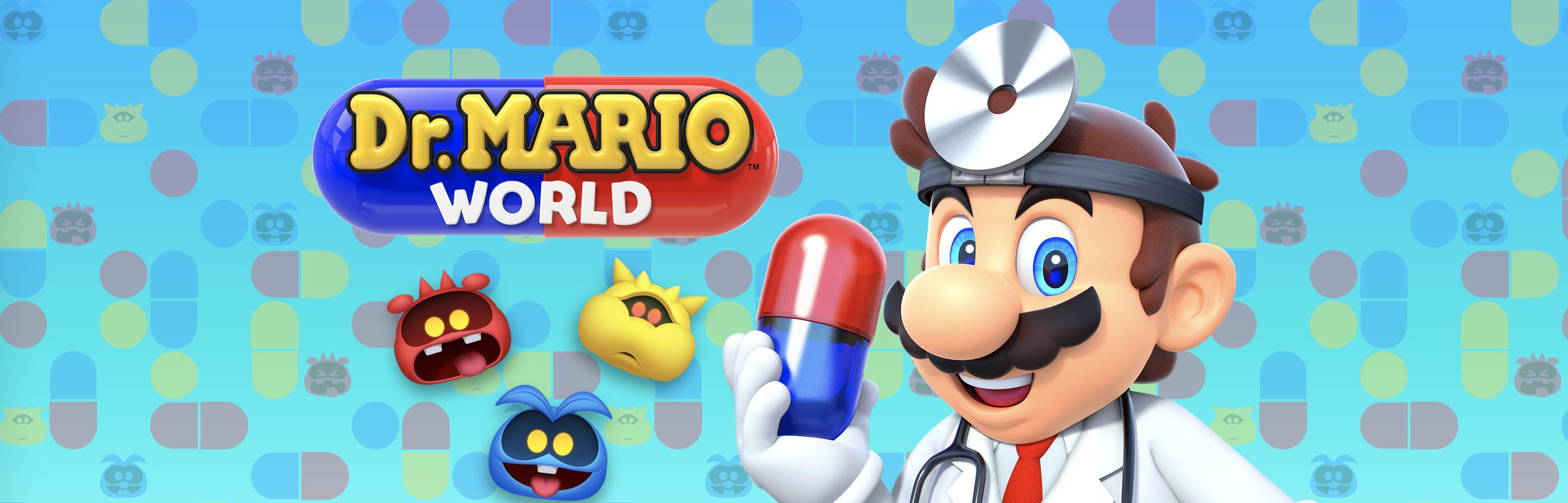 Mario gehen die Pillen aus - Dr. Mario World wird eingestellt!