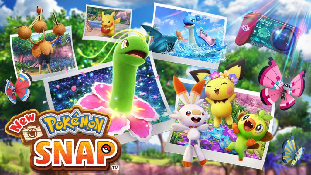 New Overview Pokémon Snap Trailer [Update] • Nintendo Connect